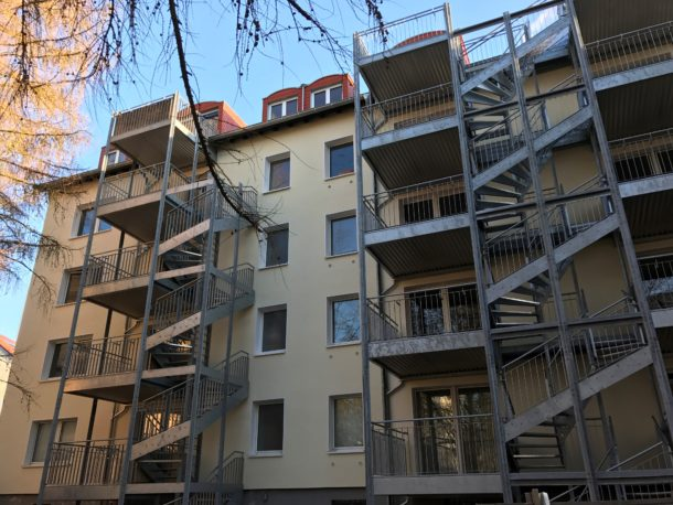 Balkonanlage Köln