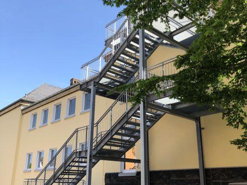 Fluchttreppe Stadt Remagen