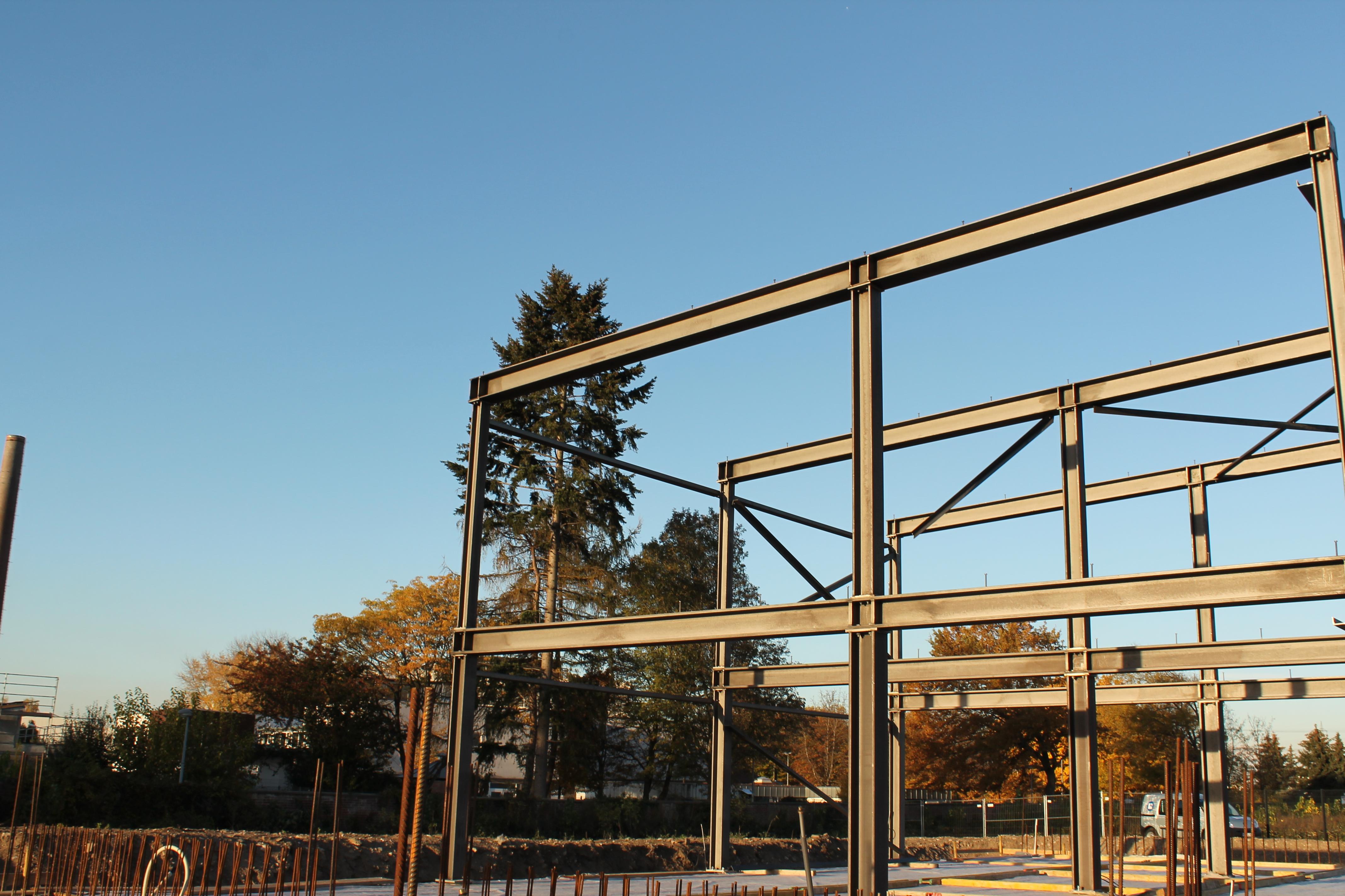 Neubau eines Bürogebäudes in Brühl