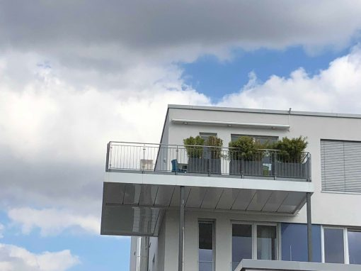 Balkon für das Marienhospital